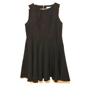 ModCloth Black Luck Be A Lady Dress pockets!